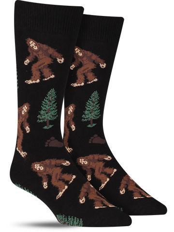 Men's Bigfoot Socks