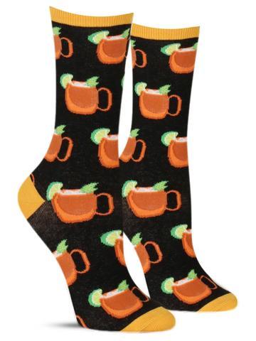 Women's Mule-ing It Over Socks