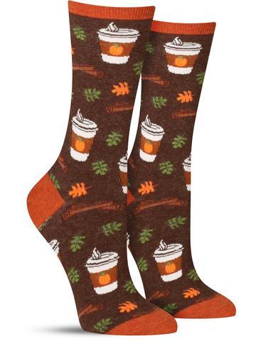 Women's Pumpkin Spice Socks