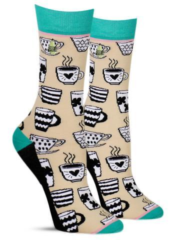 Women's Mug Life Socks